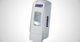 Purell ADX-7 Sanitizer Gel Dispenser